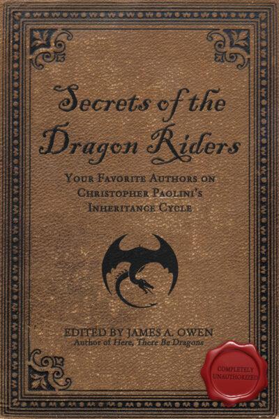 Secrets of the Dragon Riders book cover
