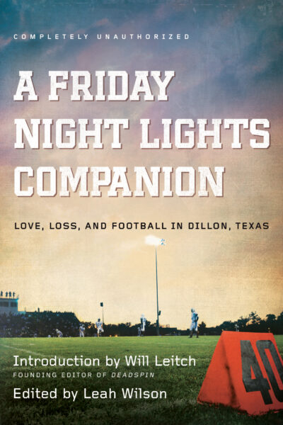 A Friday Night Lights Companion book cover