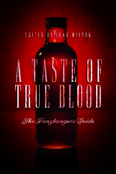 A Taste of True Blood book cover