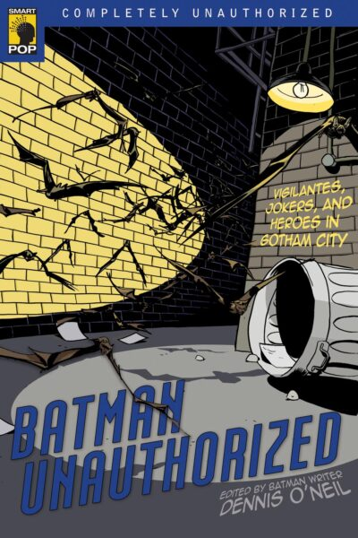Batman Unauthorized book cover