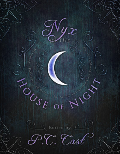 Nyx in the House of Night book cover
