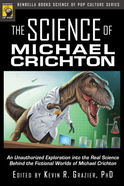 The Science of Michael Crichton book cover
