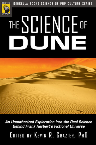The Science of Dune book cover