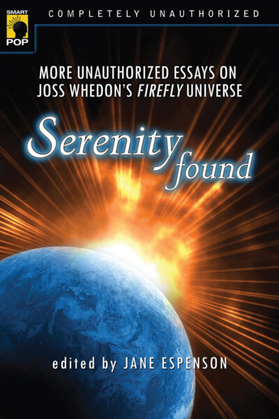 Serenity Found book cover