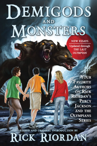 Demigods and Monsters book cover