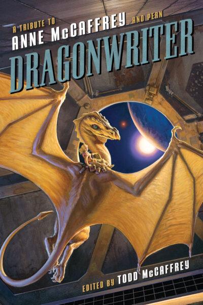 Dragonwriter book cover