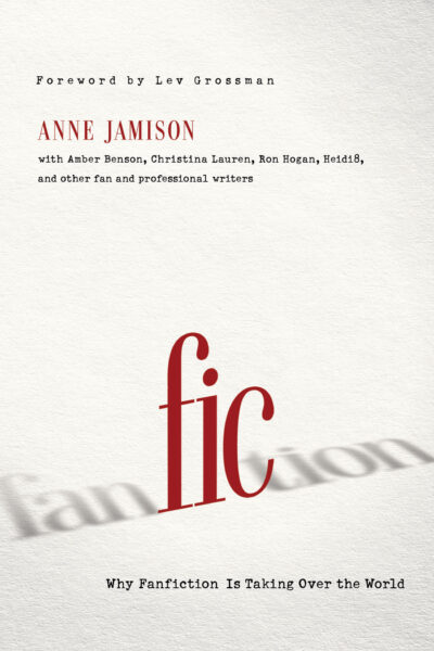 Fic book cover