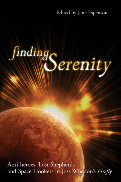 Finding Serenity book cover
