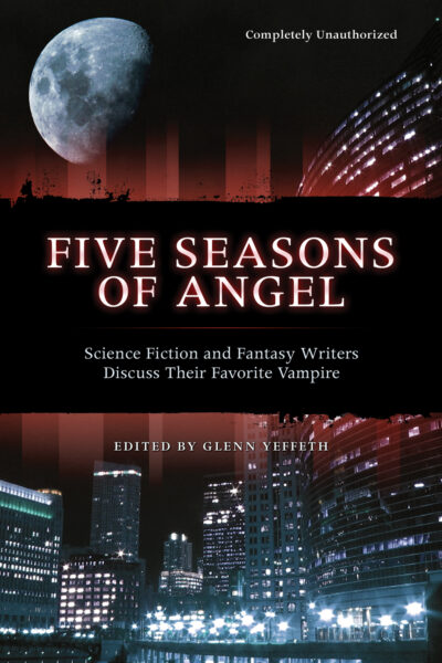 Five Seasons of Angel book cover