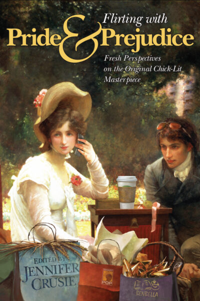 Flirting with Pride and Prejudice book cover