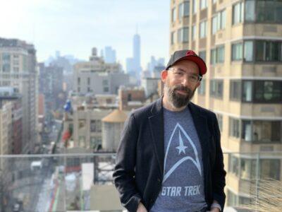 photo of author Robb Pearlman