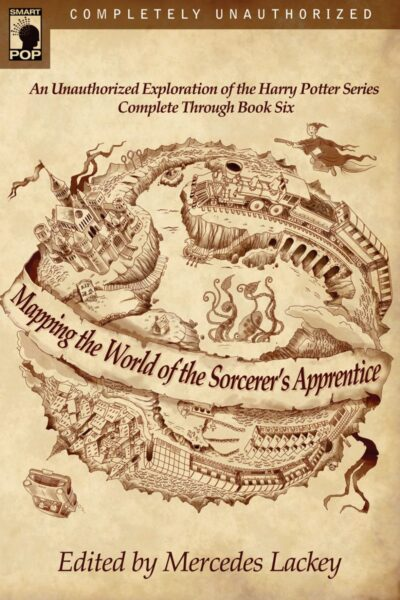 Mapping the World of the Sorcerer's Apprentice book cover