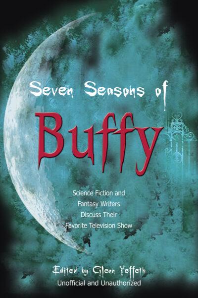 Seven Seasons of Buffy book cover
