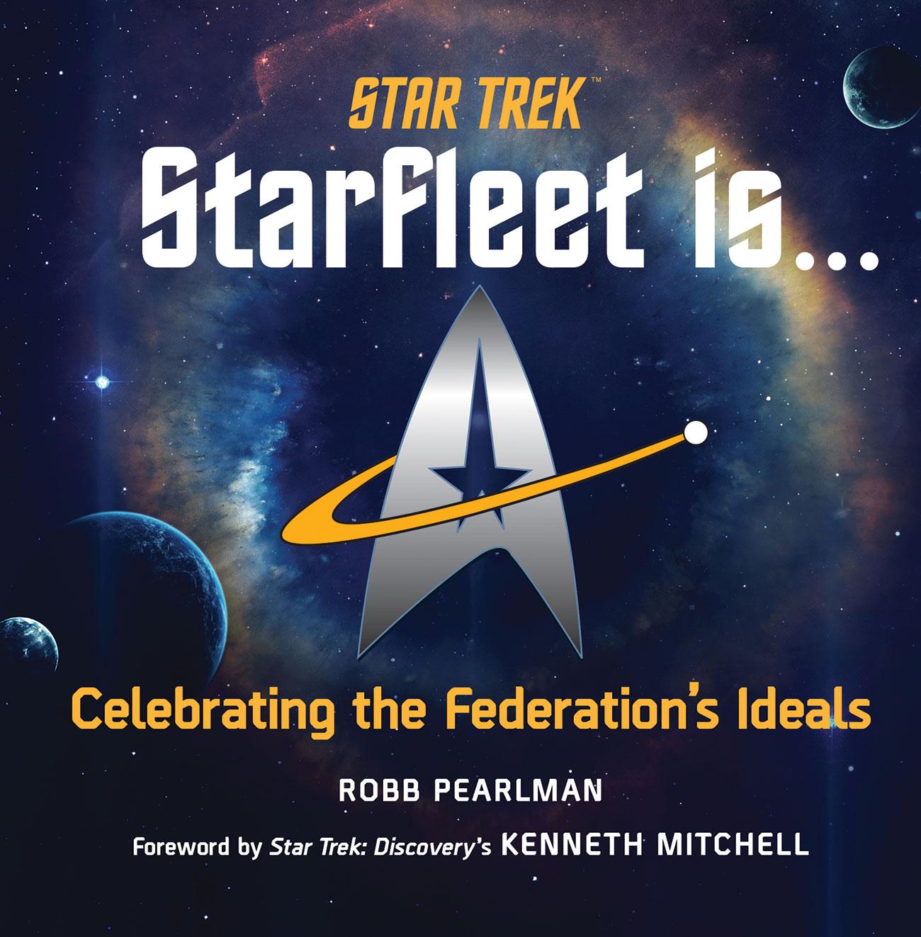 Starfleet Is... cover