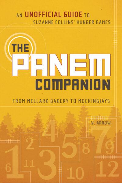 The Panem Companion book cover