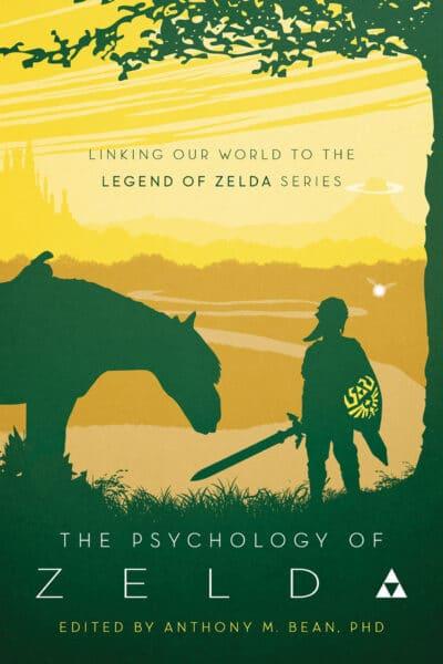 The Psychology of Zelda book cover