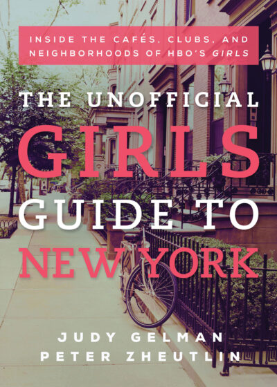 The Unofficial Girls Guide to New York book cover