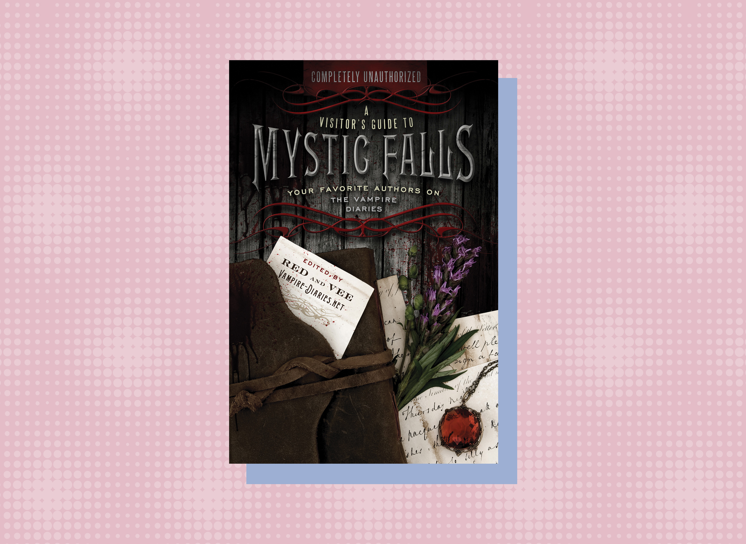 A Visitor's Guide to Mystic Falls cover