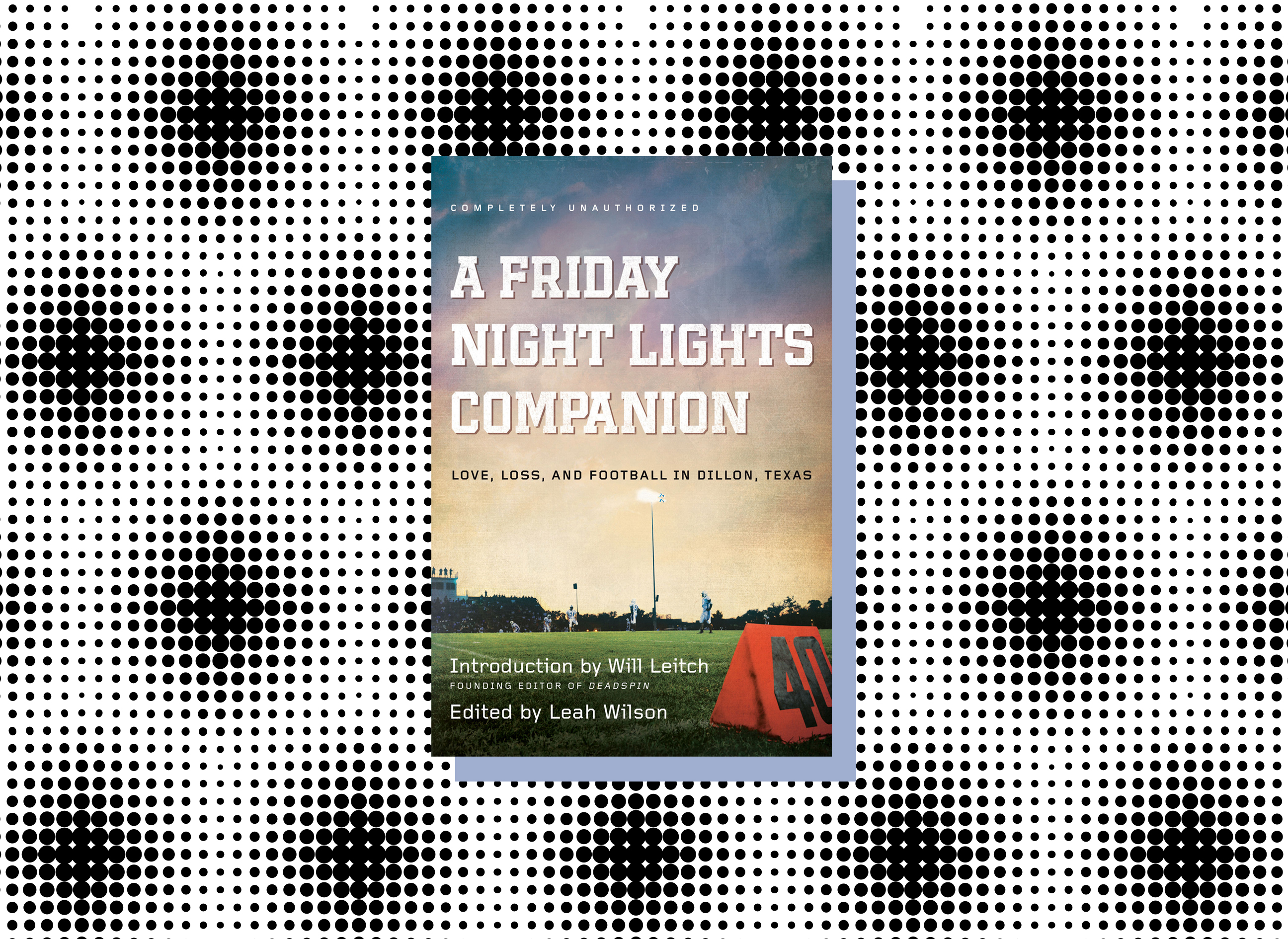 A Friday Night Lights Companion cover
